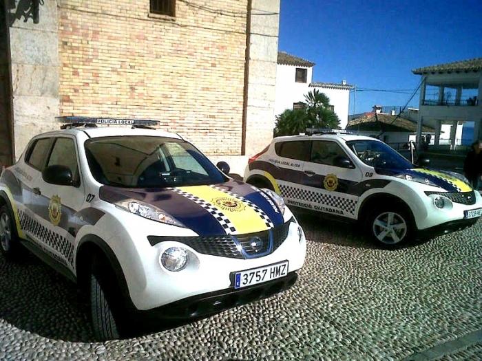 La Policia Local d'Altea ha detingut una persona amb ordre de recerca i captura implicada en un suposat delicte d'estafa