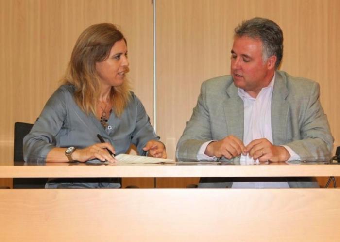 L'Ajuntament i el Centre Europeu d'empreses Innovadores d'Alcoi (CEEI) renoven els seus llaços de col·laboració