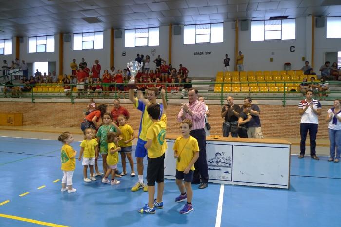 Sarrains s'imposa en les 24 hores de futbol-sala de Moros i cristians d'Altea