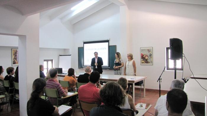 Altea acull el Curs per a Venedors Professionals d'Alacant, que organitza la Diputació