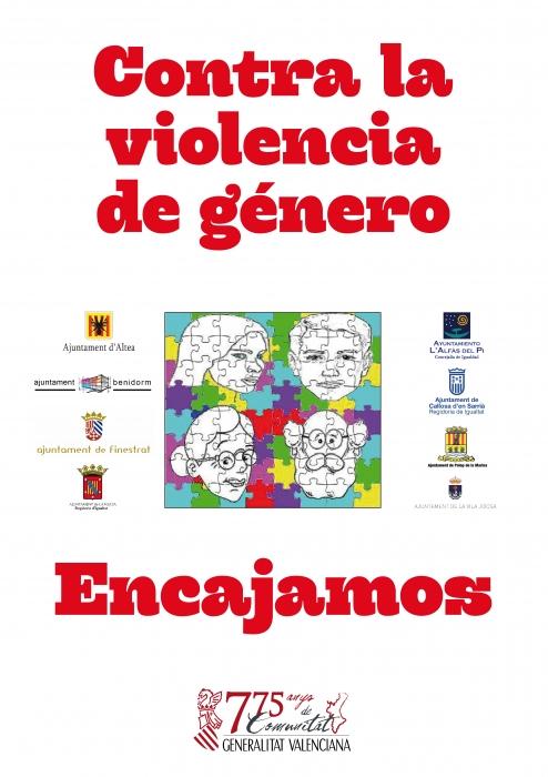 25 novembre, Dia contra la Violència de Gènere