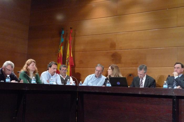 El Plenari ratifica l'acord entre l'Alcalde i les Comunitats de Regants per a incorporar les sèquies d'Altea al Catàleg de Béns Patrimonials
