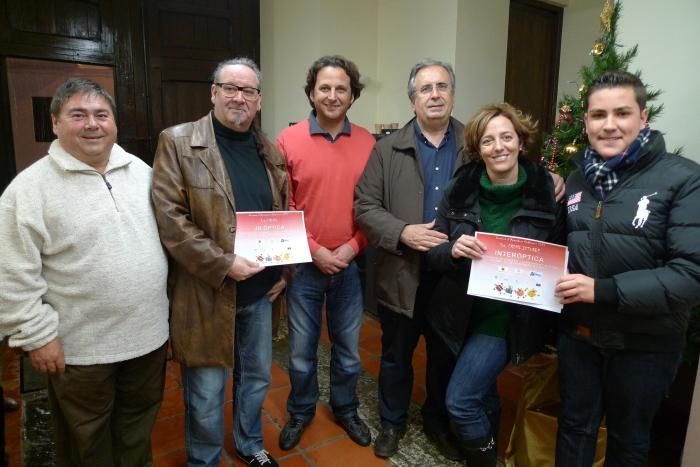 Lliurament de Premis del Concurs de Betlems i Aparadors