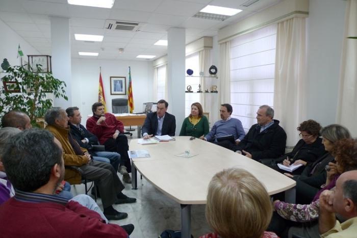 Ajuntament i associacions arriben a acords per a garantir la sostenibilitat de Palau Altea