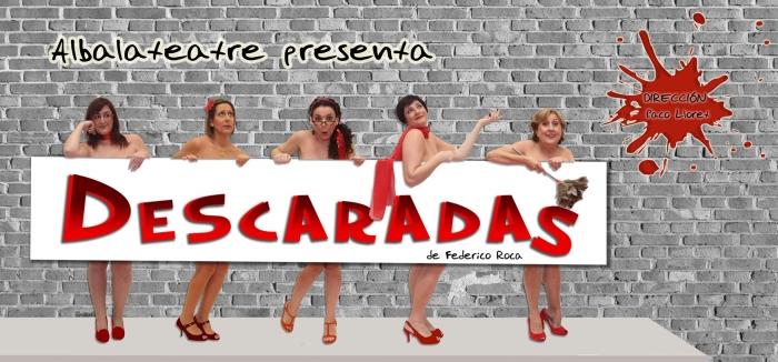 Albalat Teatre estrena Descarades a Palau Altea