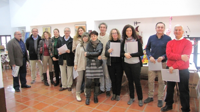 Triats els participants de la Mostra d'Artesania 2014