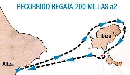 37 embarcacions Creuers ORC participaran en la XXVII edició de la regata 200 Milles a2