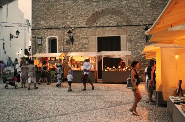 La completa agenda d'activitats d'Altea en Setmana Santa ha atret a milers de turistes i visiten