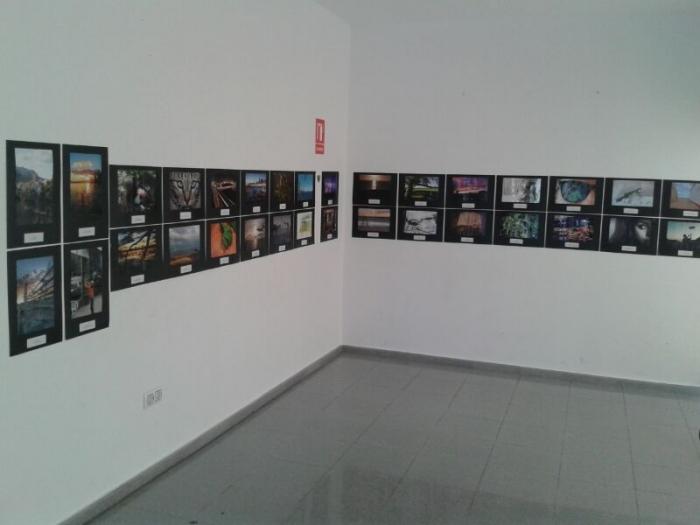 Exposició fotografies Joves Marina Baixa 2014 en el centre juvenil d'Altea