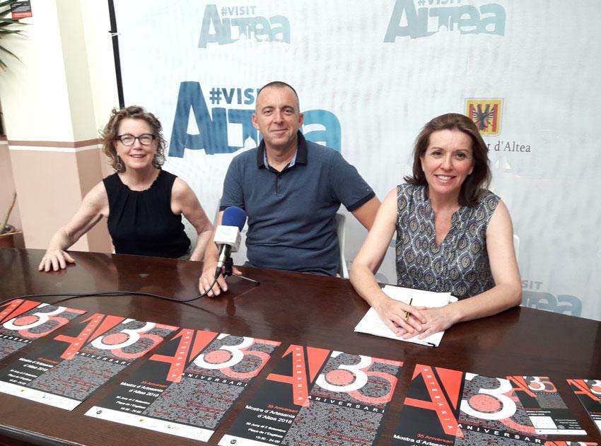 La Mostra d'Artesania compleix 35 anys