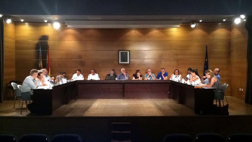 El Plenari aprova el Compte General de 2016 que senyala la millora econòmica de l'Ajuntament d'Altea