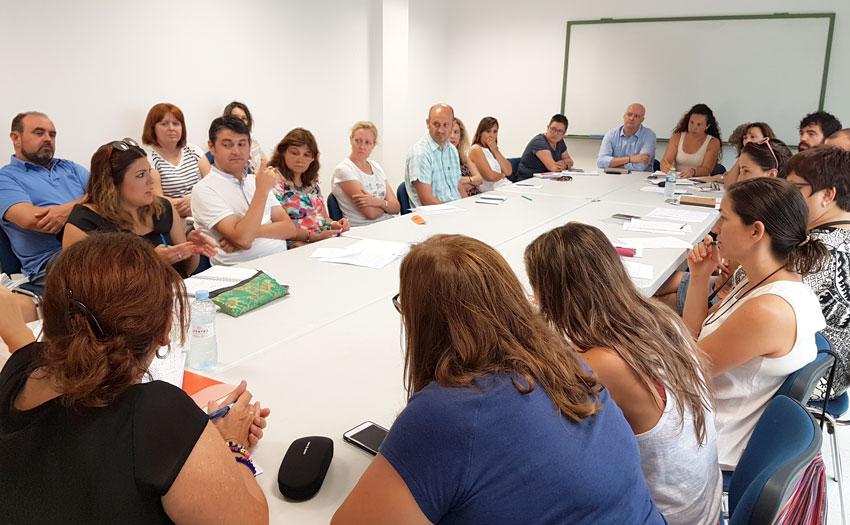 Se reúne el Consell Escolar Municipal