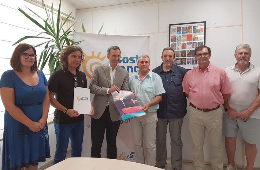 L'Ajuntament d'Altea, amb Imma Orozco com alcaldessa accidental, ha sigut testimoni de la signatura del conveni de col·laboració entre la Confraria del Castell de l'Olla i la Diputació d'Alacant per valor de 13.000 euros. Imma Orozco va actuar com amfitriona d'este acord entre l'ens provincial, amb la presència del president de la Diputació d'Alacant, César Sánchez, i la Confraria del Castell de l'Olla, representada pel seu president, José Pérez, que es signa per primera vegada a l'Ajuntament d'Altea.