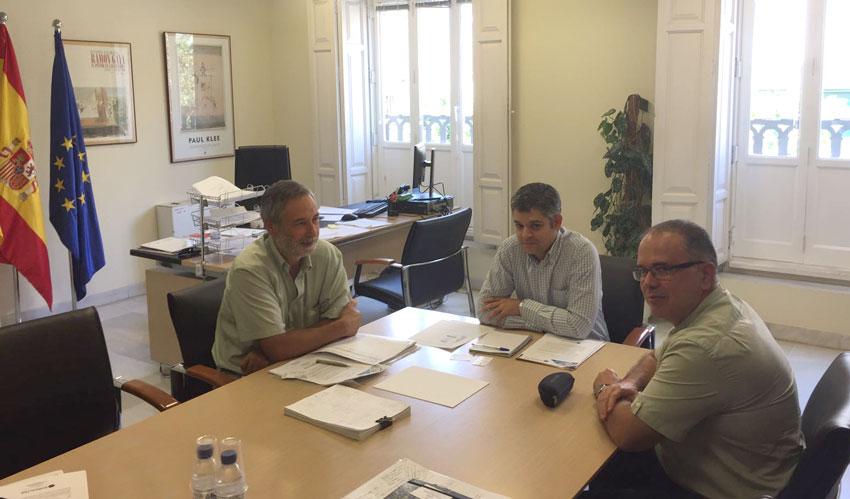 L'Ajuntament d'Altea presenta la seua estratègia DUSI davant el nou director general de Finançament i Fons Europeus de la Generalitat Valenciana