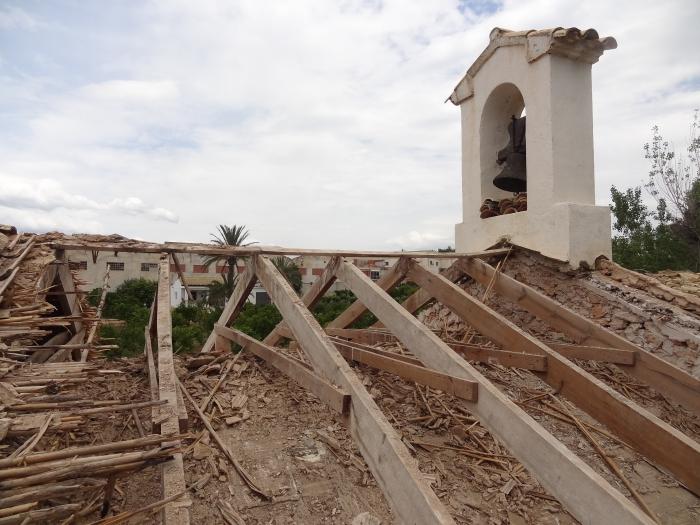 L'Ermita de Cap Blanch, on se celebren les festes en honor a Sant Antoni i a Sant Jaume, tornarà a gaudir de l'esplendor d'antany