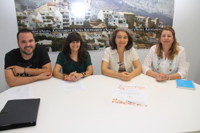 L'Ajuntament impulsa la primera Escola d'Estiu Musical d'Altea la Vella