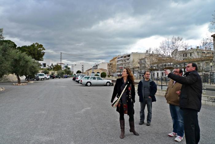 Altea disposarà pròximament de 160 noves places gratuïtes d'aparcament en l'entrada sud del municipi