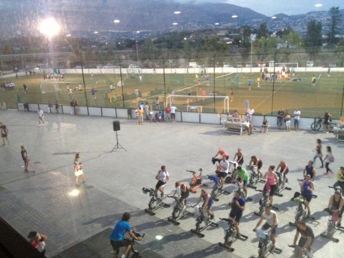 """Altea es prepara per a la segona edició de """"Desconecta, fes esport"""""""