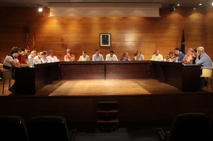 El Plenari aprova el Compte General de 2013, que reflecteix un superàvit de més de 5 milions d'euros i el compliment de l'estabilitat pressupostària.