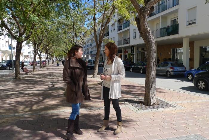 L'Ajuntament posa en marxa el primer 'Mercat de Pasqua' en l'Av. de la Comunitat Valenciana per a dinamitzar el comerç en Setmana Santa i Pasqua