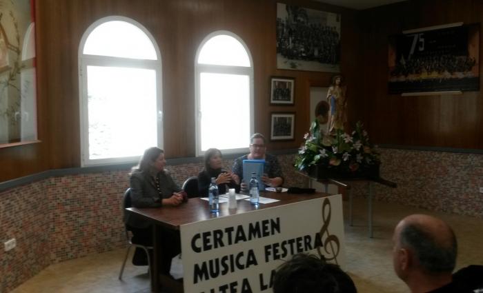 Les agrupacions musicals Santa Bàrbara de Piles i Montesinos i la Unió Musical d'Albaida participaran en el XI Certamen de Música Festera d'Altea la Vella