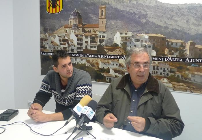 L'Ajuntament inicia una campanya de conscienciació ciutadana per a evitar la publicitat incontrolada en Altea