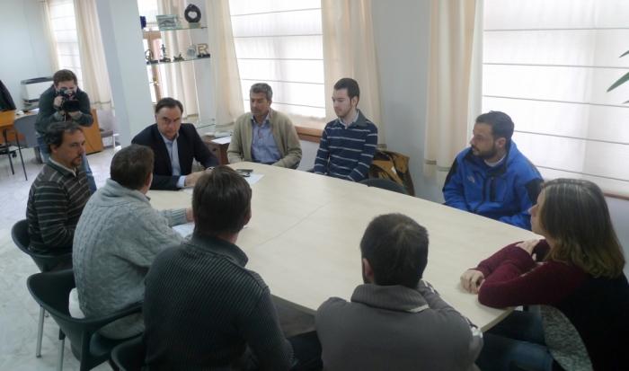 Cinc joves s'incorporen a l'Ajuntament d'Altea gràcies al programa ''Salari Jove''
