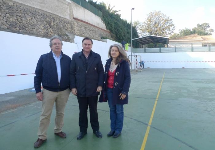 L'Ajuntament inverteix més de 24.000 euros en diverses reformes en el CEIP Les Rotes