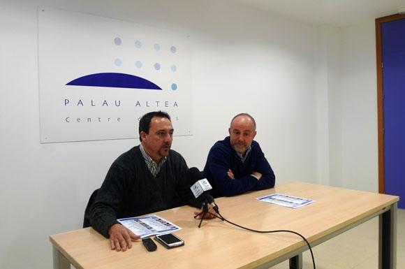 Palau Altea presenta la seua nova programació per als mesos de gener a juny de 2015