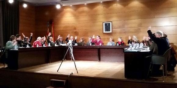 L'Ajuntament d'Altea aprova els pressupostos de 2015