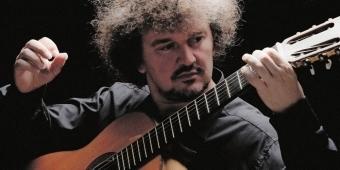 El guitarrista Zoran Dukic oferirà un recital en Palau Altea