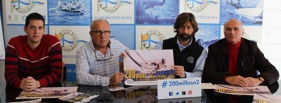 32 embarcacions participen en les 200 milles a2 que estrena el Campionat d'Espanya de Creuers