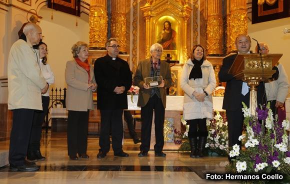 El pregó i la presentació del cartell anunciador inauguren la Setmana Santa en Altea