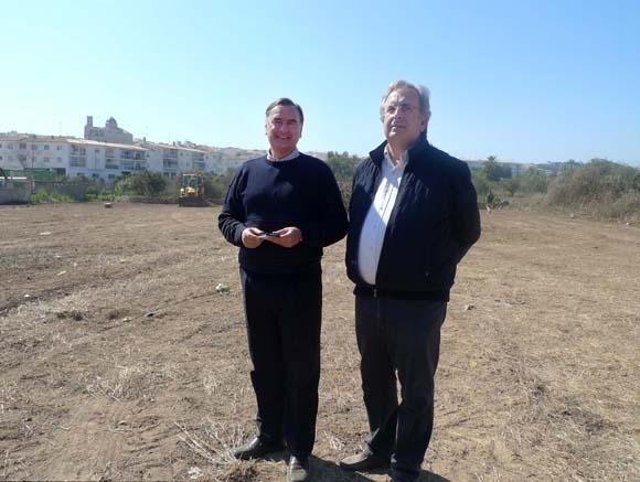 Altea comptarà amb 500 noves places d'aparcament públic a 200 metres del centre urbà