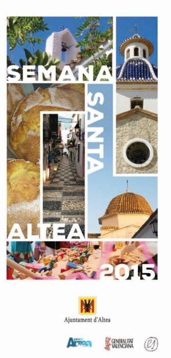 Turisme presenta la programació cultural i d'entreteniment de la Setmana Santa en Altea