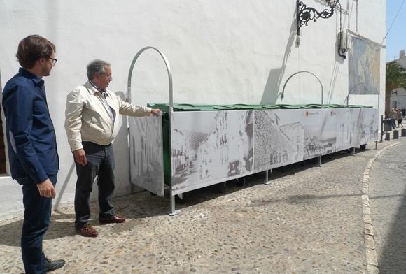 L'Ajuntament impulsa la integració dels contenidors de brossa en el Casc Antic per a aconseguir un menor impacte visual