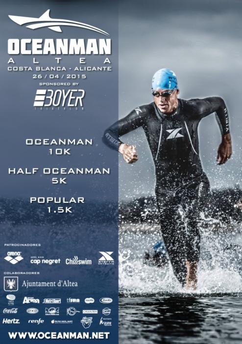 Altea acull la prova inaugural del campionat internacional Oceanman