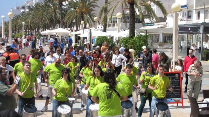 Altea Acull la III Trobada de Batucadas de la província de Alacant