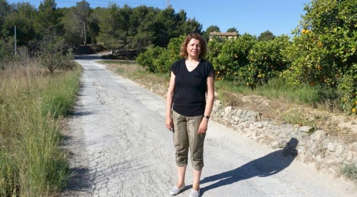 L'Ajuntament completa l'asfaltat del camí de Santa Bàrbara