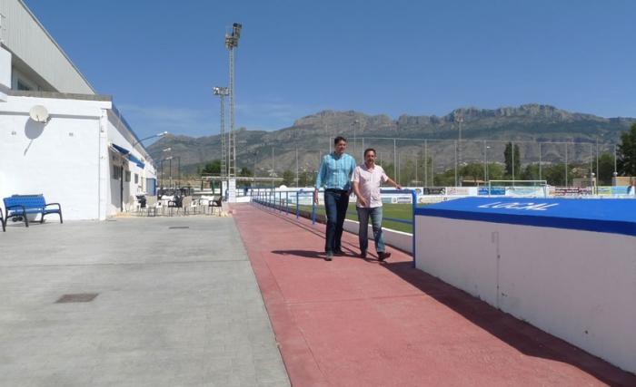 Conclouen les obres dels accessos a la Ciutat Esportiva