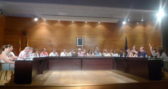 El Plenari aprova una reducció de les retribucions dels regidors, que suposarà un estalvi de més de 9.000 euros respecte a l'anterior legislatura