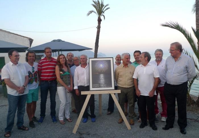 La vint-i-nou edició del Castell de l'Olla presenta per primera vegada una fotografia com cartell anunciador