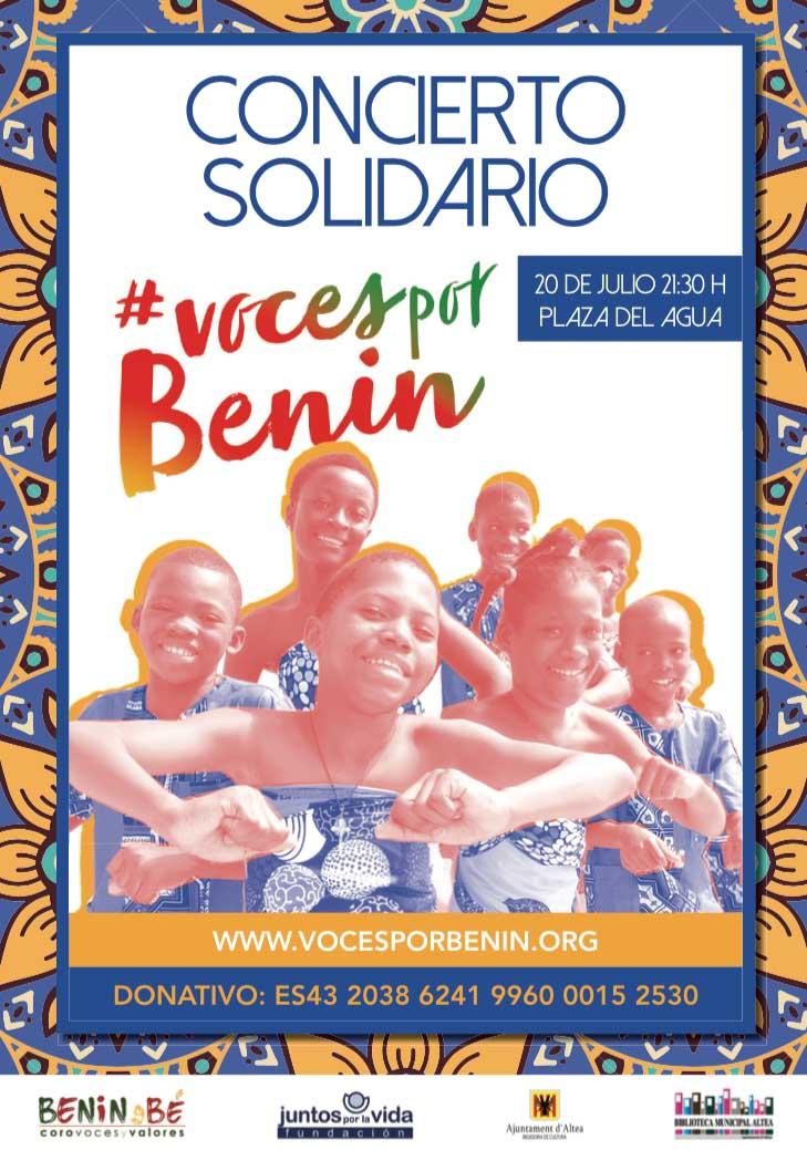 Música contra l'explotació infantil amb el cor BeningBé