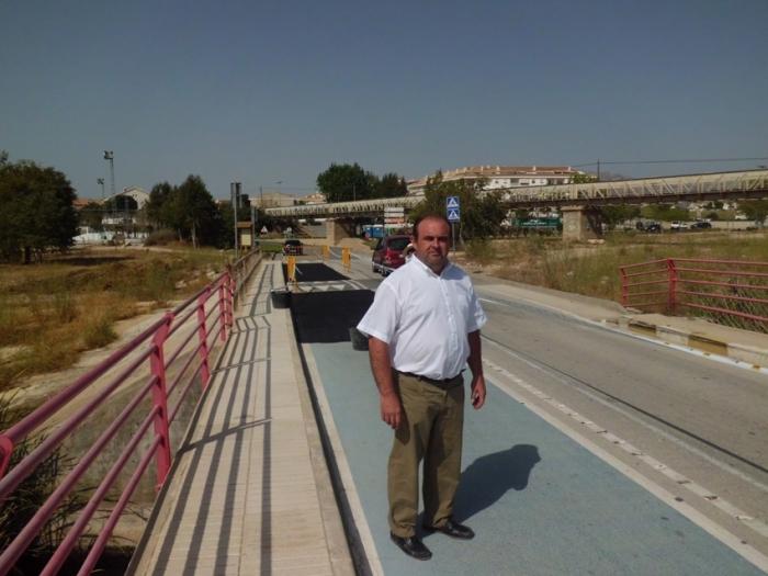 Transit i seguretat ciutadana reestructura el sentit del trànsit al camí de l'Algar