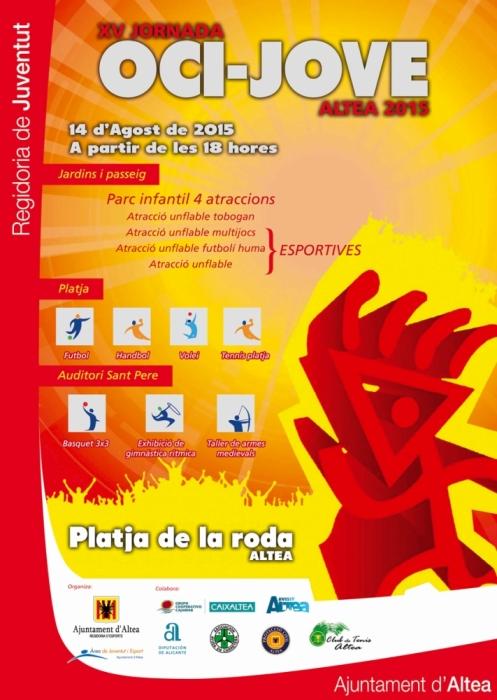 La regidoria de Joventut presenta la XV edició d'Oci Jove