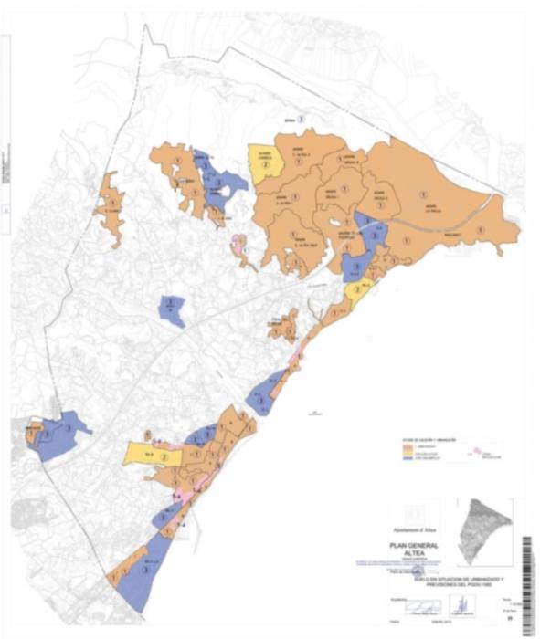 Urbanisme posa en marxa l'Avanç del Pla Participació del 'Pla Pormenoritzat del PGOU'