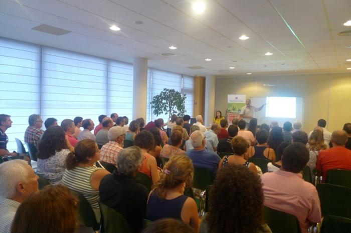 Orozco destaca el bon acolliment de les reunions sobre l'Avanç del Pla General