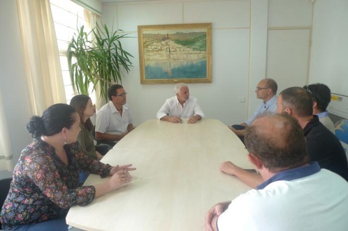 L'Ajuntament i la Universitat d'Alacant aborden futures col·laboracions per a completar l'oferta cultural alteana