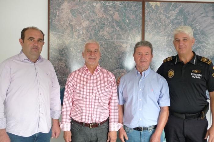 Jubilació del Policia Local Francisco Bautista Sánchez