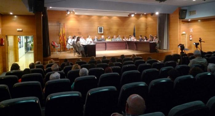 El Plenari aprova una modificació del pressupost per al pagament del deute municipal